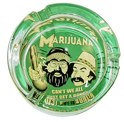 Cheech & Chong Can't We All Get A Bong Ashtray