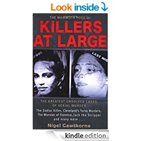 The Mammoth Book of Killers at Large (Mammoth Books)