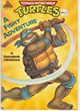 A FISHY ADVENTURE-HH (Teenage Mutant Ninja Turtles)