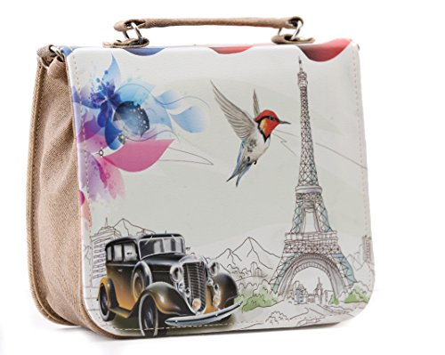 c54c9ed6f12a Felicita Women s Designer Graphic Small Size Sling Bag. NEW PRODUCT !!
