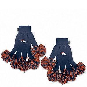 Denver Broncos Navy Blue Spirit Fingerz