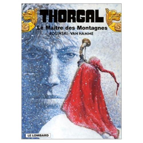 Thorgal, tome 15 : Le Maître des Montagnes - Rosinki et Van Hamme 518ED8DVASL._SS500_