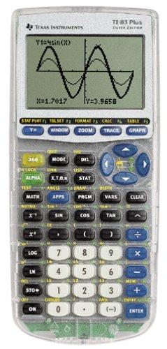Texas Instruments TI-83-Plus Silver Edition (Math Calculator Ti 83 compare prices)