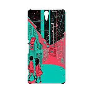 G-STAR Designer Printed Back case cover for Sony Xperia C5 - G7162