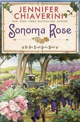 book cover of Sonoma Rose