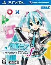 Hatsune Miku : Project Diva F (Importación Japonesa)