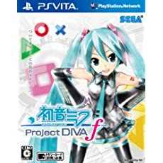  -Project DIVA- f :(PlayStation(R)Vita)/Amazon.co.jp 