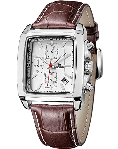 megir-militar-banda-de-cuero-luminoso-cuarzo-reloj-muneca-para-hombre-cronografo-y-calendario-brown
