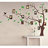 Family Tree Photoframes Wall Art Sticker For Home Décor