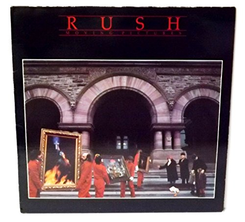 Moving Pictures VINYL LP - Mercury - SRM-1-4013 (Rush Moving Pictures compare prices)