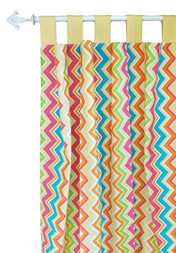 New Arrivals Curtain Panels, Sunnyside Up, 2 Count