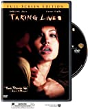 Taking Lives (Full Screen Edition) by Warner Home Video