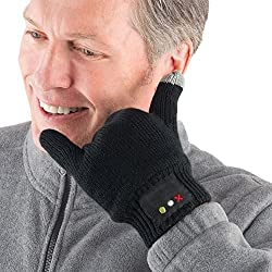 GLOVE CALL RECEIVER -THIS WINTERS SPEAK WITH YOUR GLOVES - COMPATIBLE WITH ALL PHONES