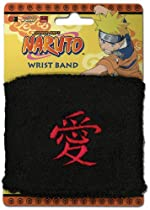 Naruto : Gaara Love Sign Wristband