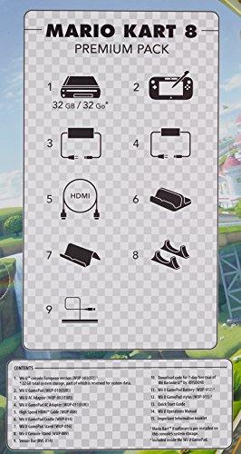 Nintendo-Wii-U-Premium-Pack-schwarz-32GB-inkl-Mario-Kart-8-vorinstalliert