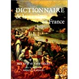 Dictionnaire de la musique en France aux XVIIe et XVIIIe siècles