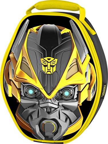 Thermos Novelty Lunch Kit, Bumblebee Head front-1049523