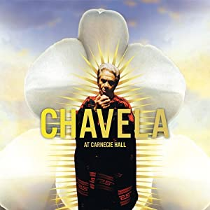 Chavela at Carnegie Hall