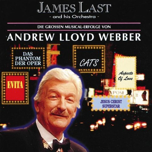 James Last - Plays Andrew Lloyd Webber By James Last (1993-09-29) - Zortam Music