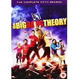 The Big Bang Theory - Season 5 (DVD + UV Copy)by Johnny Galecki
