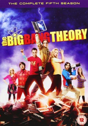 Big Bang Theory T. 5 [Alemania] [DVD]