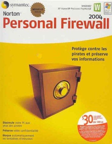 Norton Personal Firewall 2004 (vf)