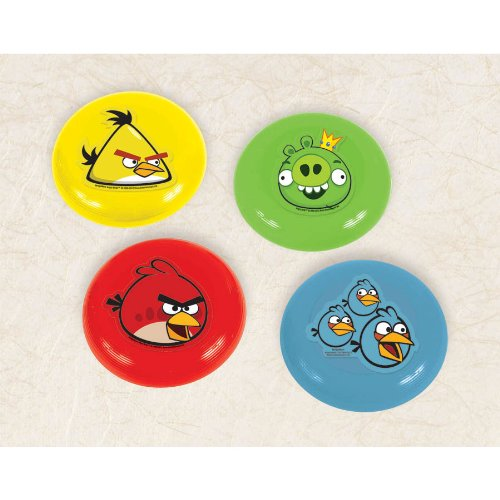 Angry Birds Mini Flying Disc - 1