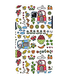 printtech Designer Meme Theme Back Case Cover for Samsung Galaxy Grand 3 G720 / Samsung Galaxy Grand Max G720