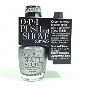 OPI Gwen Stefani Nail Polish Collection, Push and Shove, 0.5 Fluid Ounce