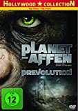 Der Planet der Affen: Prevolution
