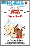 img - for Puppy Mudge Has a Snack (Ready-To-Read - Level Pre1 (Quality)) book / textbook / text book