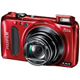 Fujifilm FinePix F660EXR Digital Camera - Red (16MP EXR-CMOS Sensor, 15x Optical Zoom) 3 inch LCD Screen (discontinued by manufacturer)