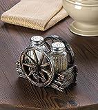 Wagon Wheel Shaker Set