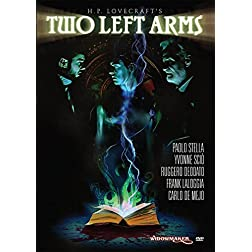H.P. Lovecraft's Two Left Arms