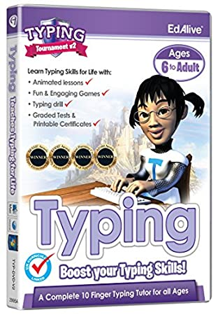 Typing Tournament V2 (PC/Mac)
