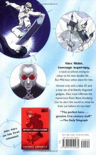 Point Blank: The Graphic Novel (Alex Rider)