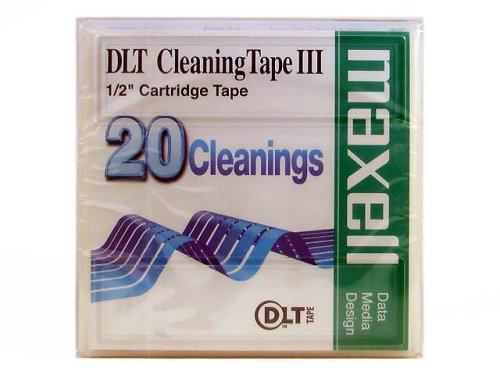 Kit Nettoyage Kits de nettoyage Maxell DLTtape Cleaning - DLT x 1