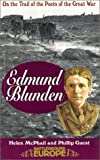 img - for Edmund Blunden: On the Trail of the Poets of the Great War (Battleground Europe) book / textbook / text book