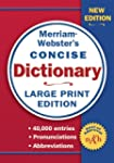 Merriam-Webster's Concise Dictionary,...
