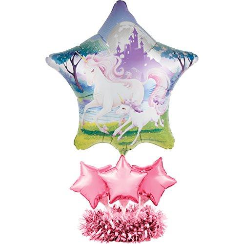 Creative-Converting-Balloon-Centerpiece-Kit-Unicorn-Fantasy