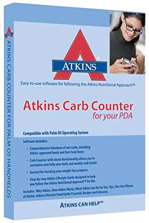 Atkins Carb Counter for Palm OS