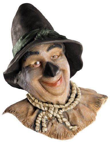 Scarecrow Costume Mask - Adult Std.