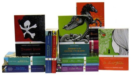 Puffin Classics 16 Book Set