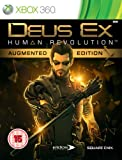 Deus Ex: Human Revolution - Augmented Edition (Xbox 360)