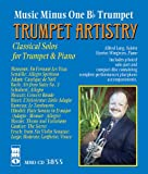 img - for Music Minus One Bb Trumpet: Trumpet Artistry--Classical Solos for Trumpet & Piano book / textbook / text book
