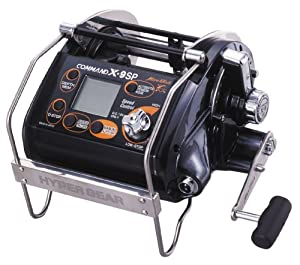 Miya Epoch CX-9 SP, ATC, 12v reel
