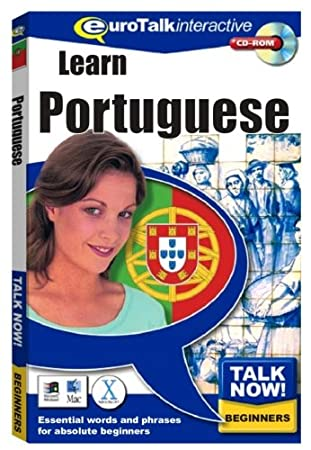 Talk Now! Learn Portugese: Essential Words and Phrases for Absolute Beginners (Mac/PC CD)