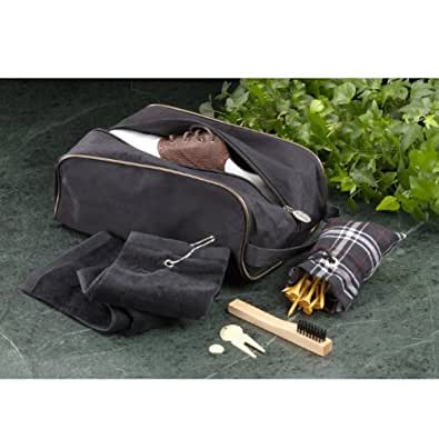 Golf Gifts & Gallery Clubhouse Collection Shoe Bag and Accessory Gift Pack