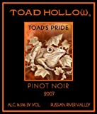 2007 Toad Hollow Vineyards - Toad