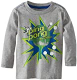 Tea Collection Baby Boys' Long Sleeve Graphic Tee